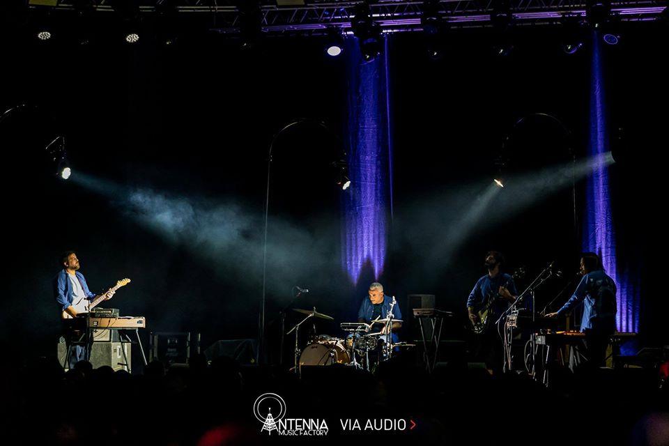 Calibro 35 live al Fabrique, foto di Gabriele Zanon