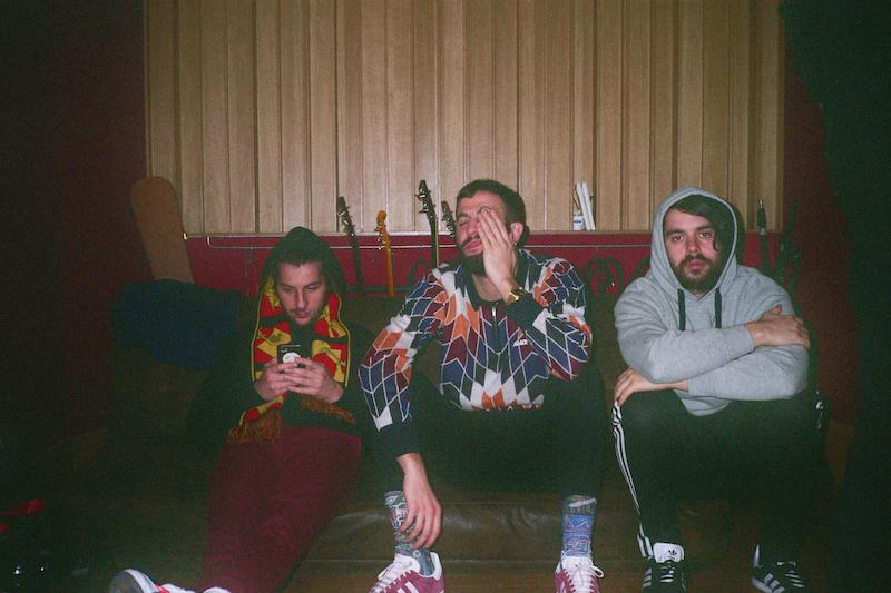 Da sinistra a destra: Fobetti, Biagetti, Brenso - Foto Tommaso Biagetti