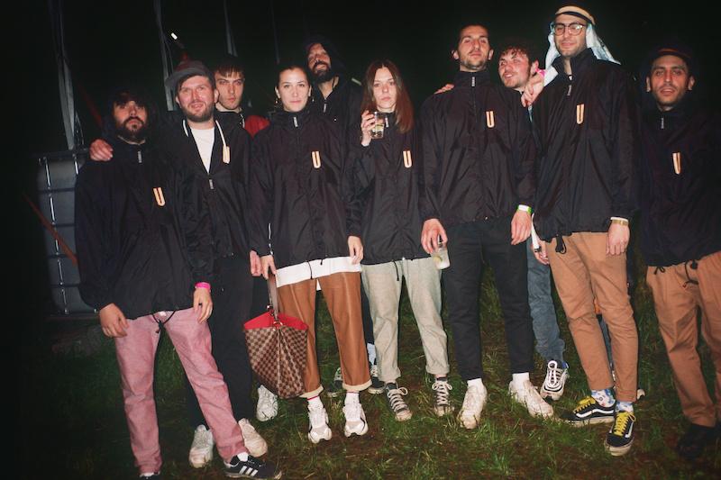 Il team di Undamento al MI AMI - Foto Pizapaza