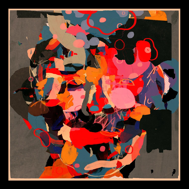 La copertina di Liquid Portraits.