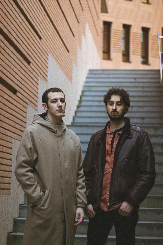 Marcello e Nicolò - ØKRA - foto di Maria Clara Fabris