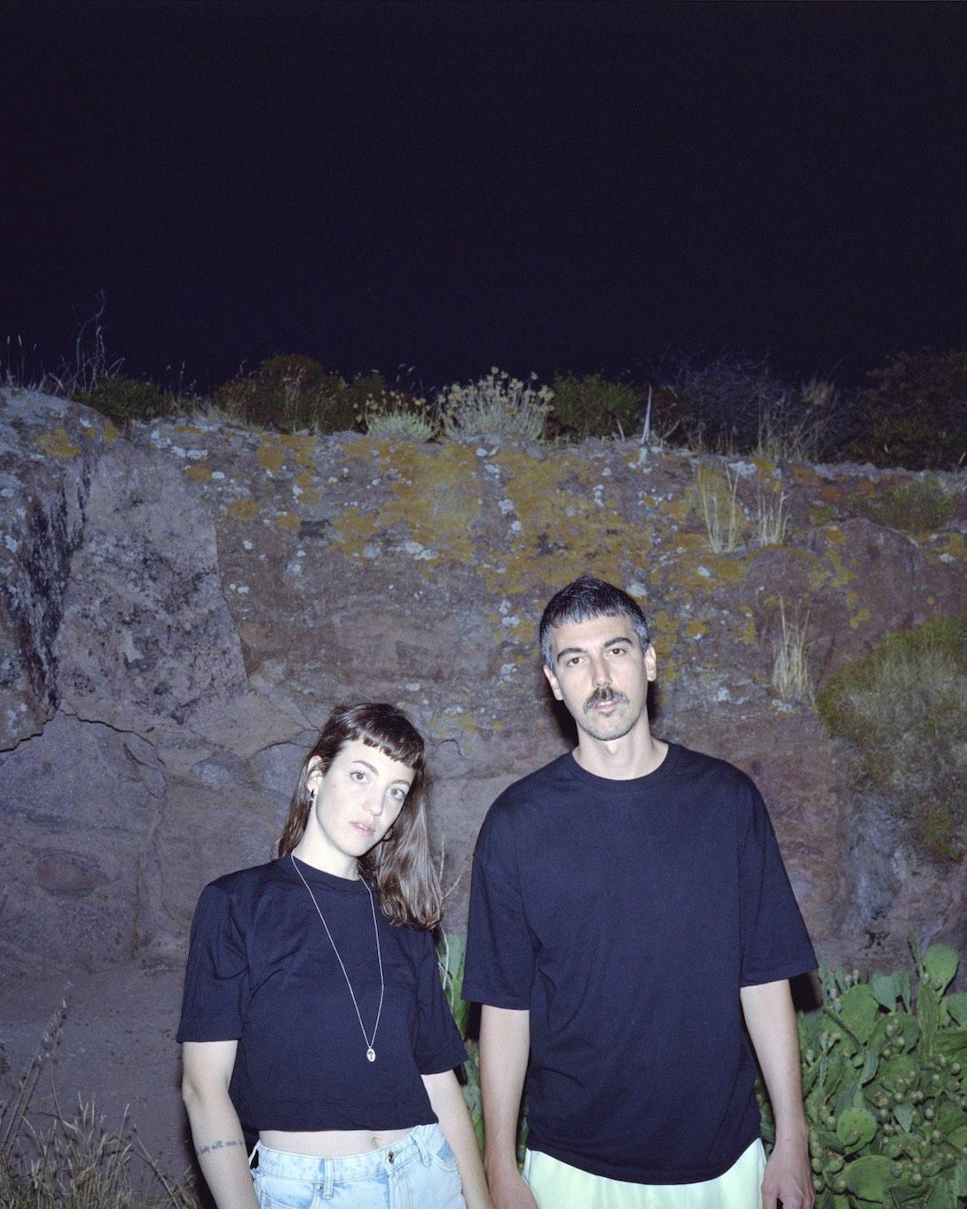 La coppia Marta e Alessandro dei Tersø - foto di Sam Dalmas