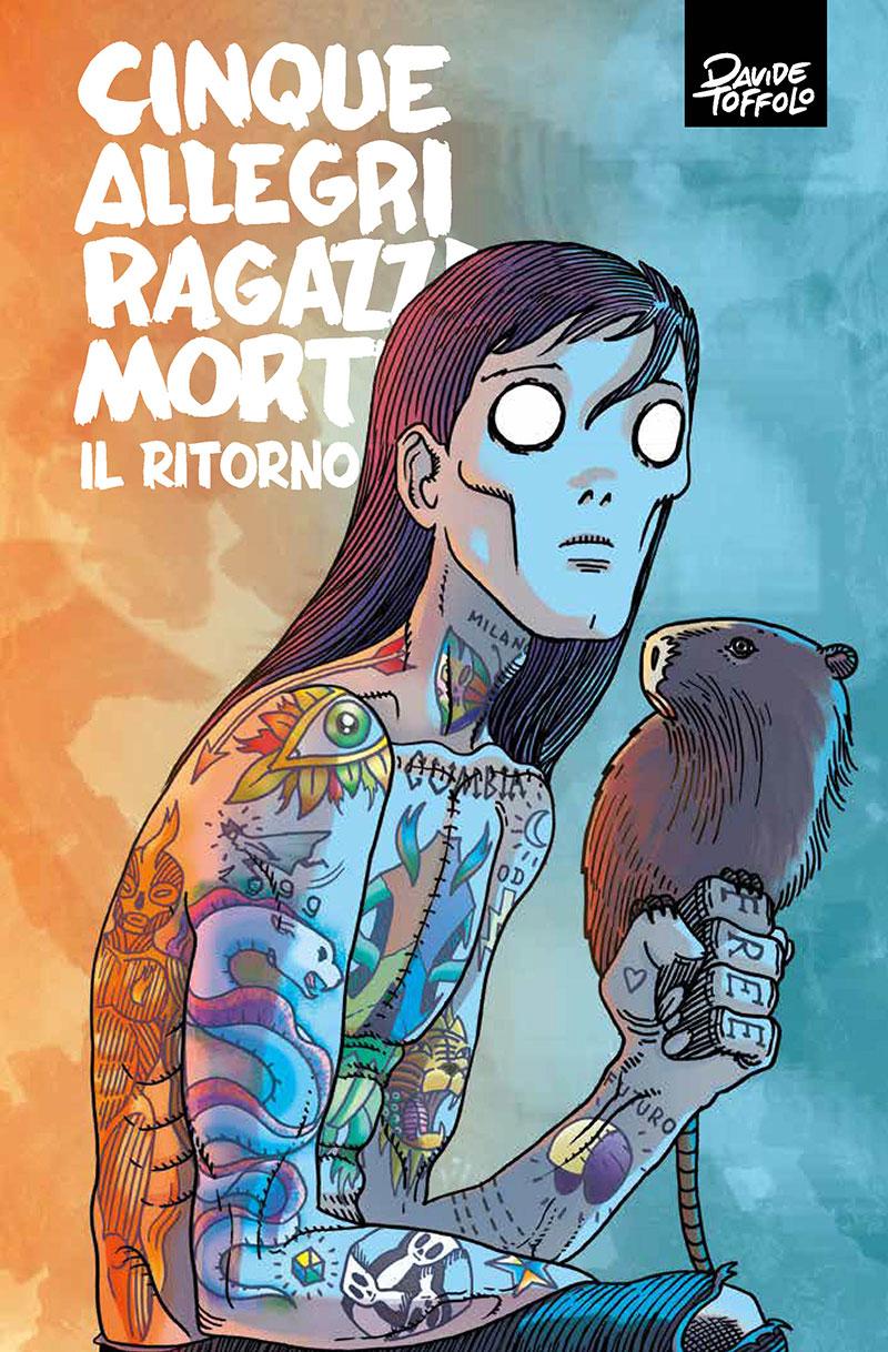La copertina di