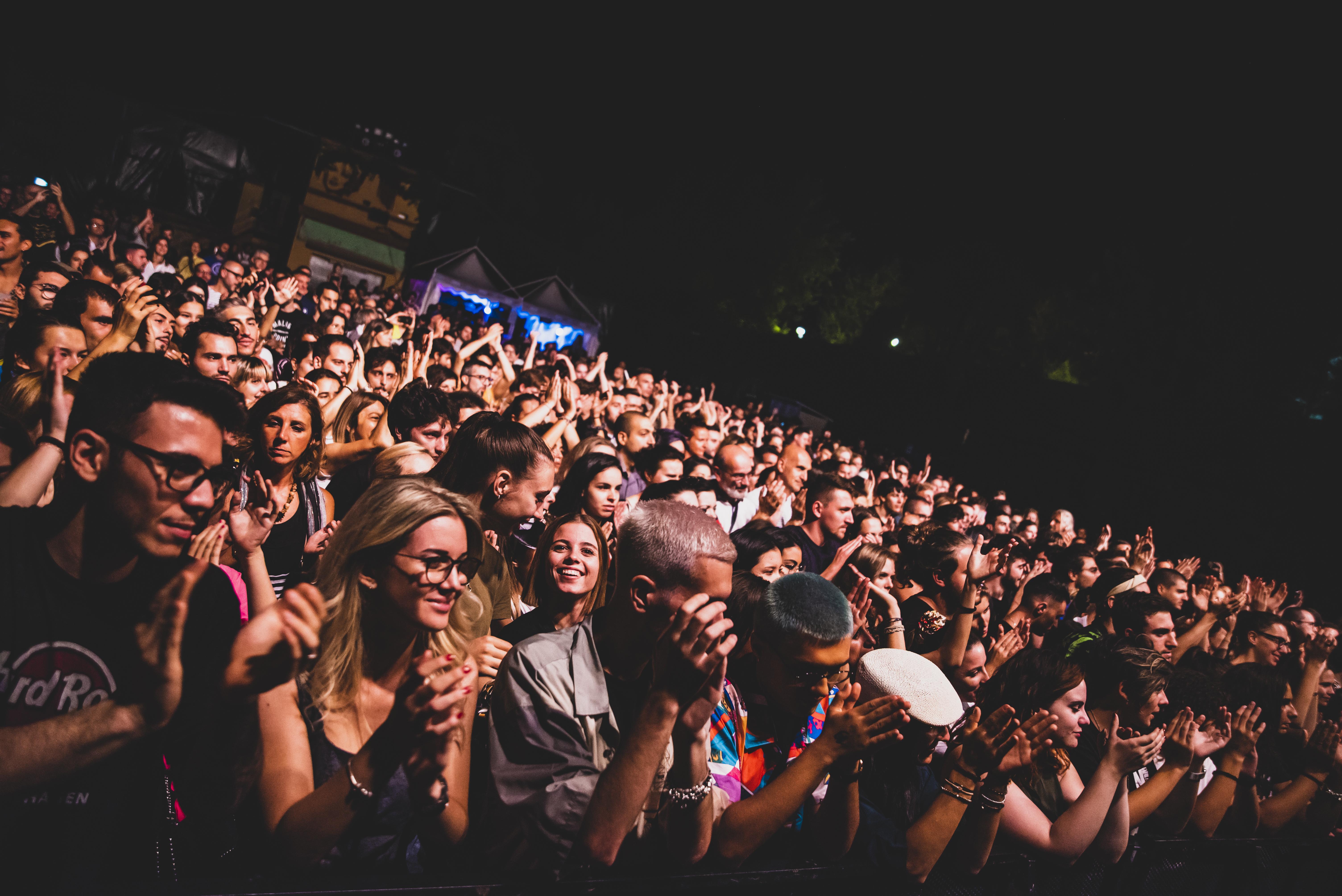 Il pubblico di Tutto Molto Bello - foto di Marianna Fornaro