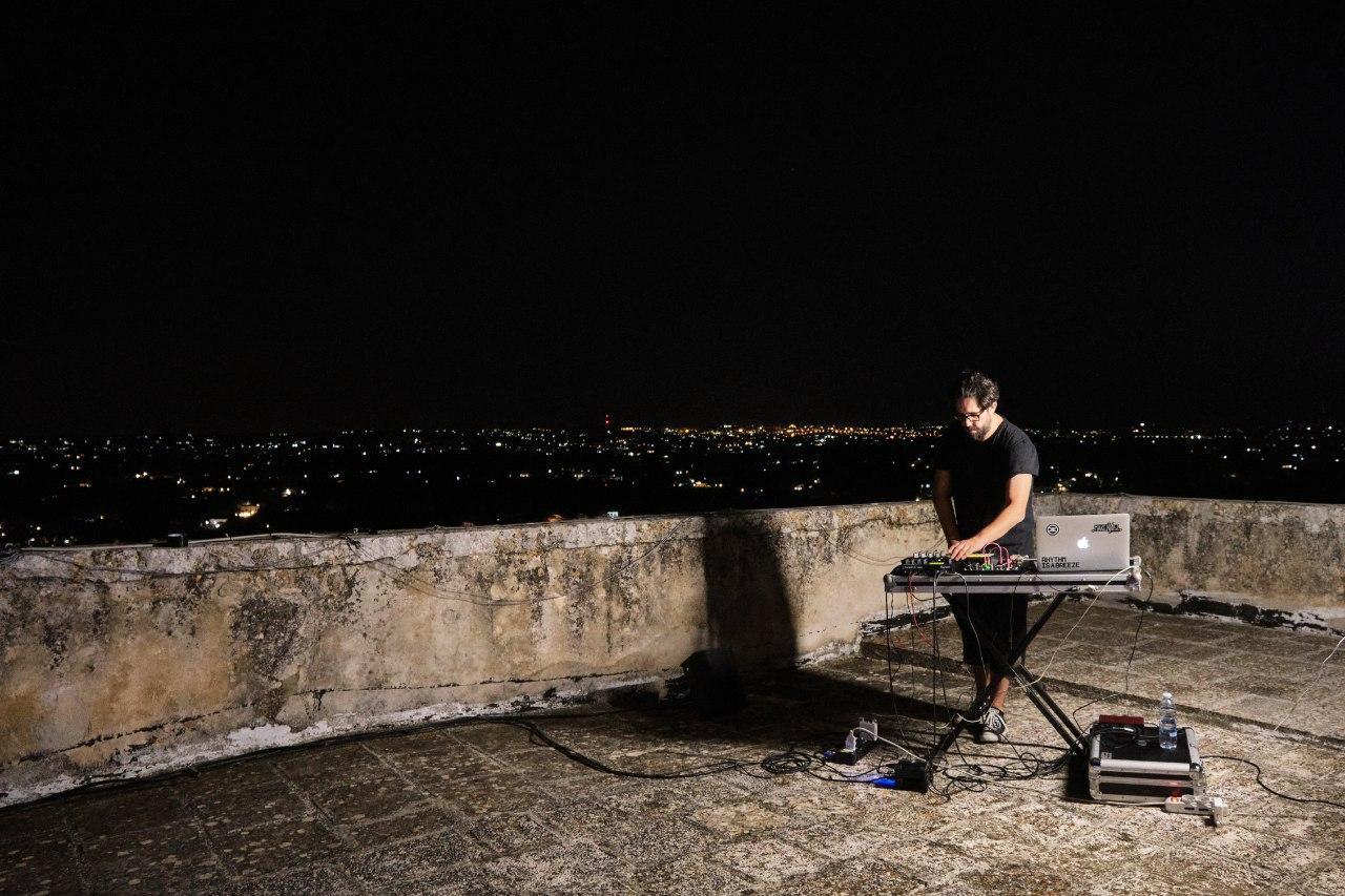 Paraguaj live dai tetti di Cisternino - foto di Giulia Laddago