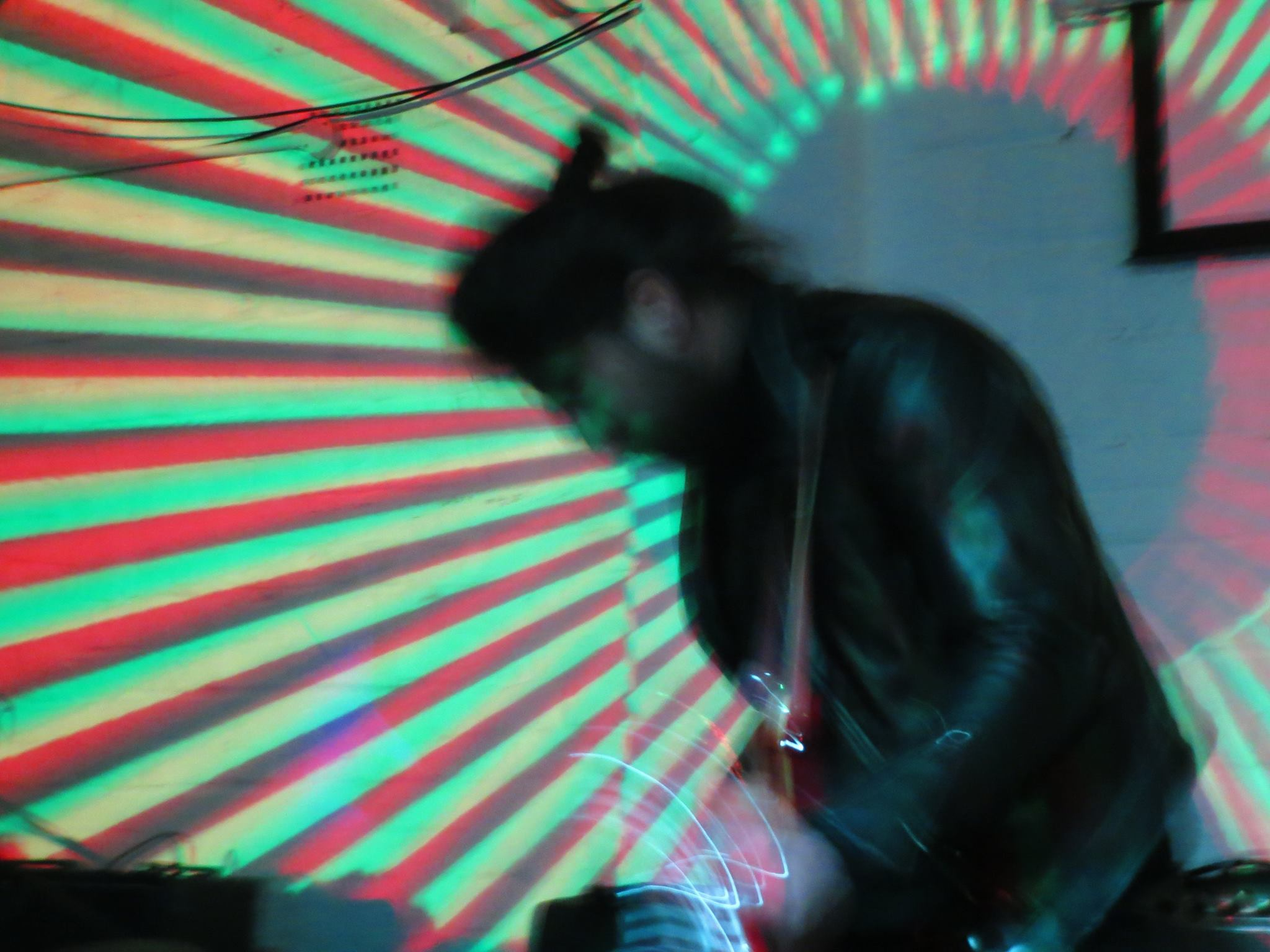 Dave al Fuzz Club Festival a Londra nel 2015