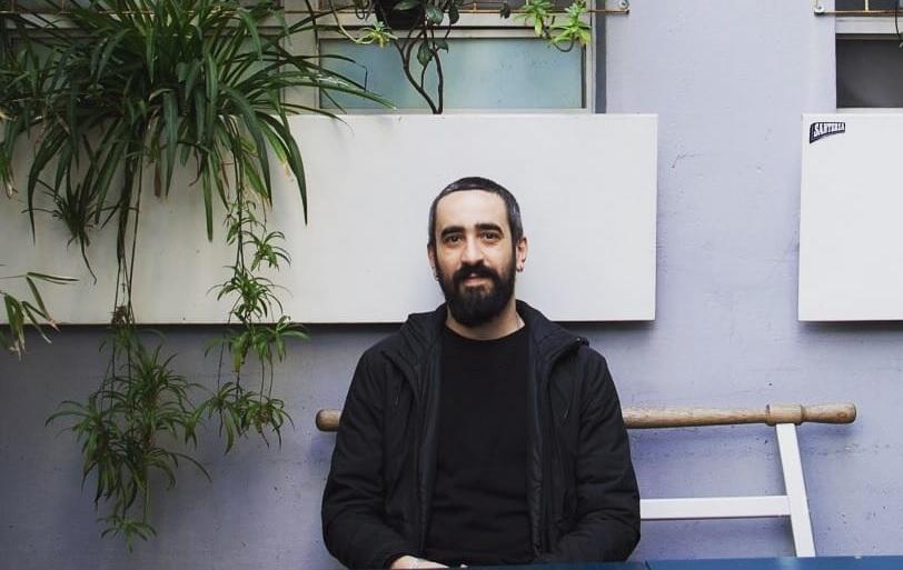 Andrea Pontiroli, foto di Alessandro Lanza