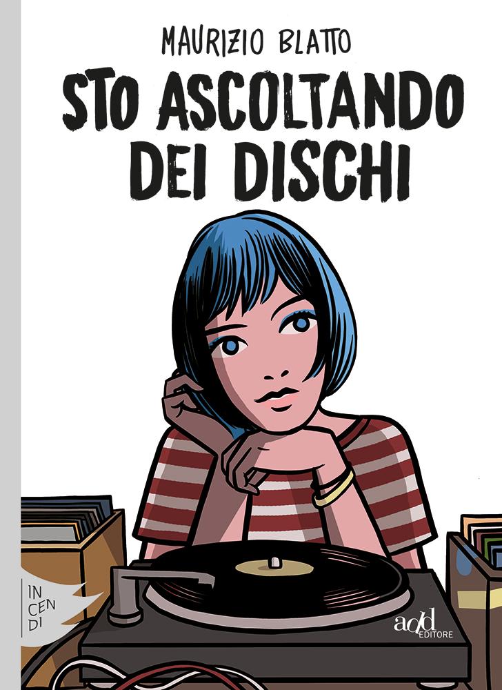 La copertina di Alessandro Baronciani