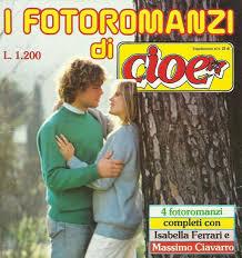 Massimo Ciavarro, Isabella Ferrari, Cioè. Gli anni '80 in una foto