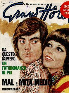 Mal in copertina di GrandHotel