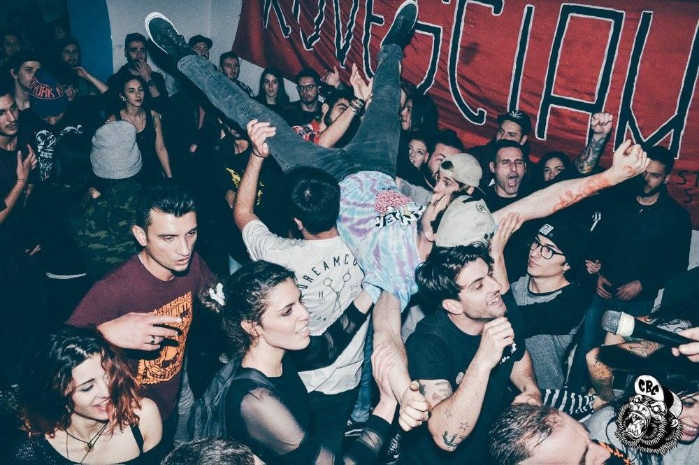 Un CBC Party, foto di Zoe Natale Mannella