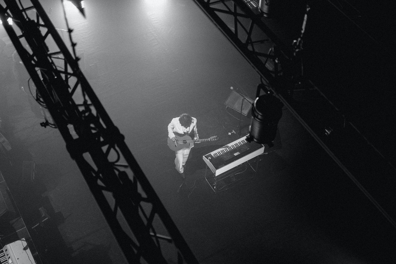 Sul palco - foto Marco Previdi