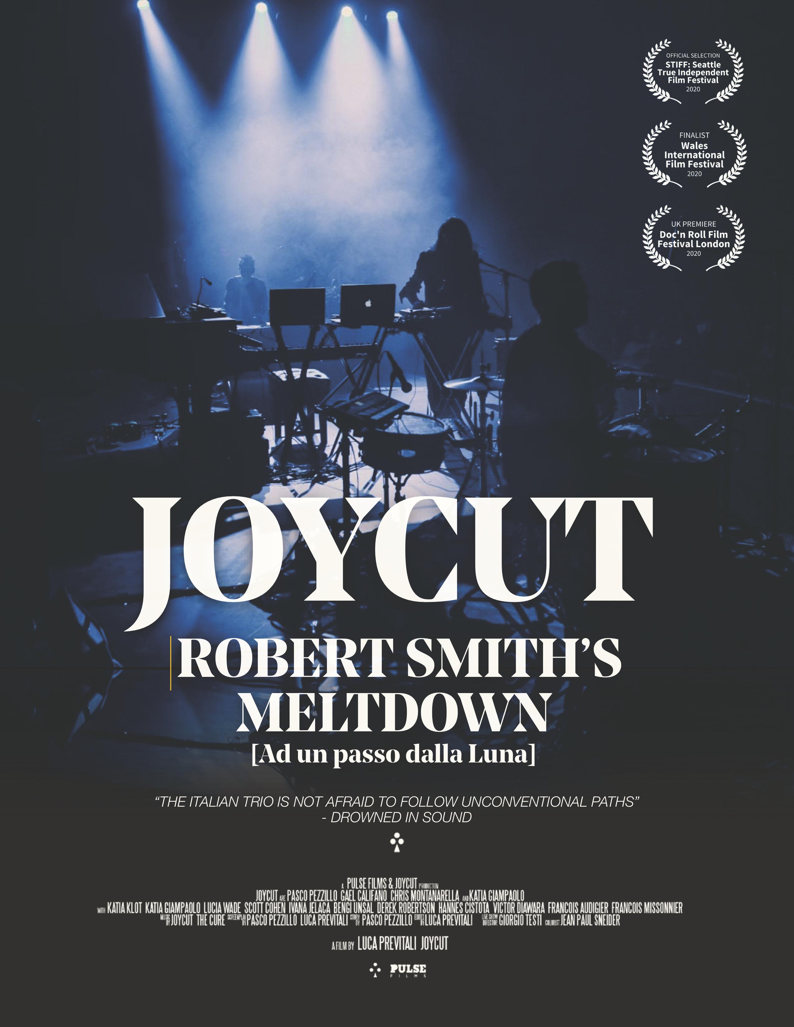 La locandina del documentario