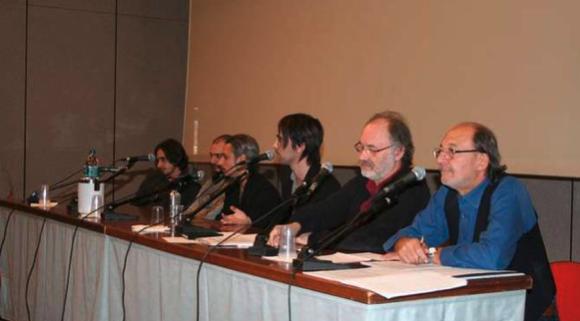 La prima conferenza stampa degli Amor Fou