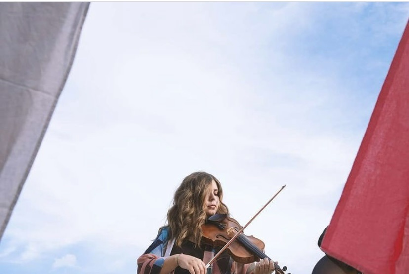 Sara al violino - The Shalalalas