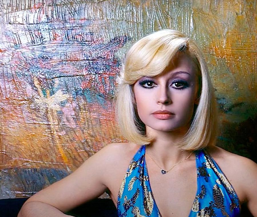 Raffaella Carrà - foto da video YouTube