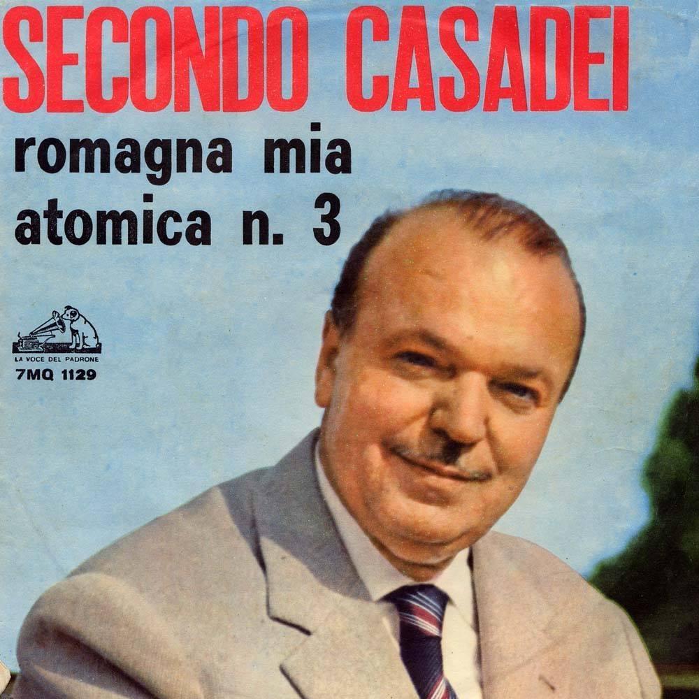 Vinile datato, credo, 1958