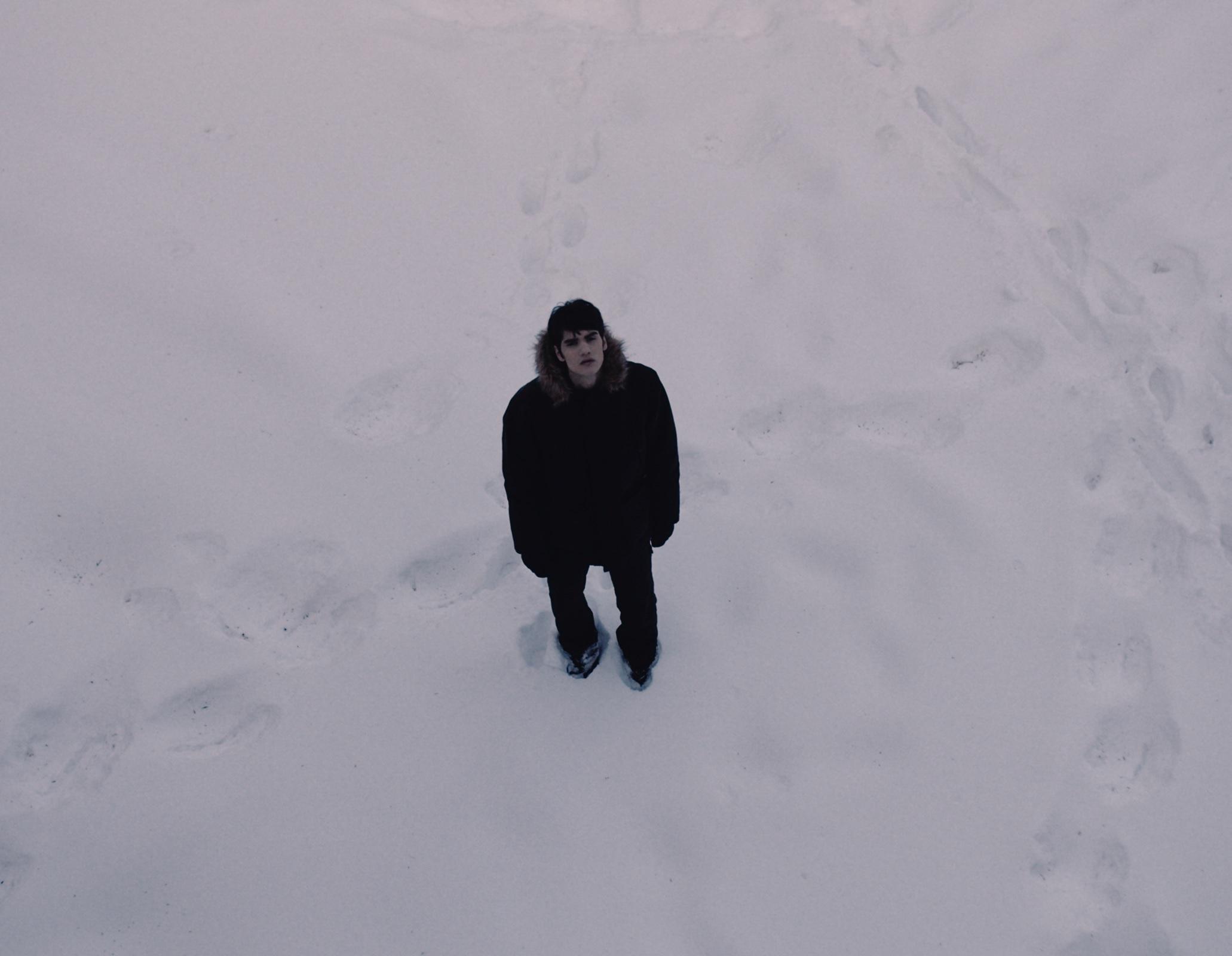 Angelo Kras nel video di G-Star