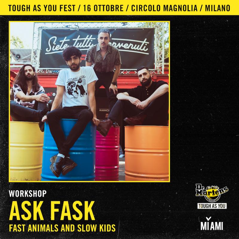 Workshop Ask Fask - Elaborazione grafica Giulia Cortinovis