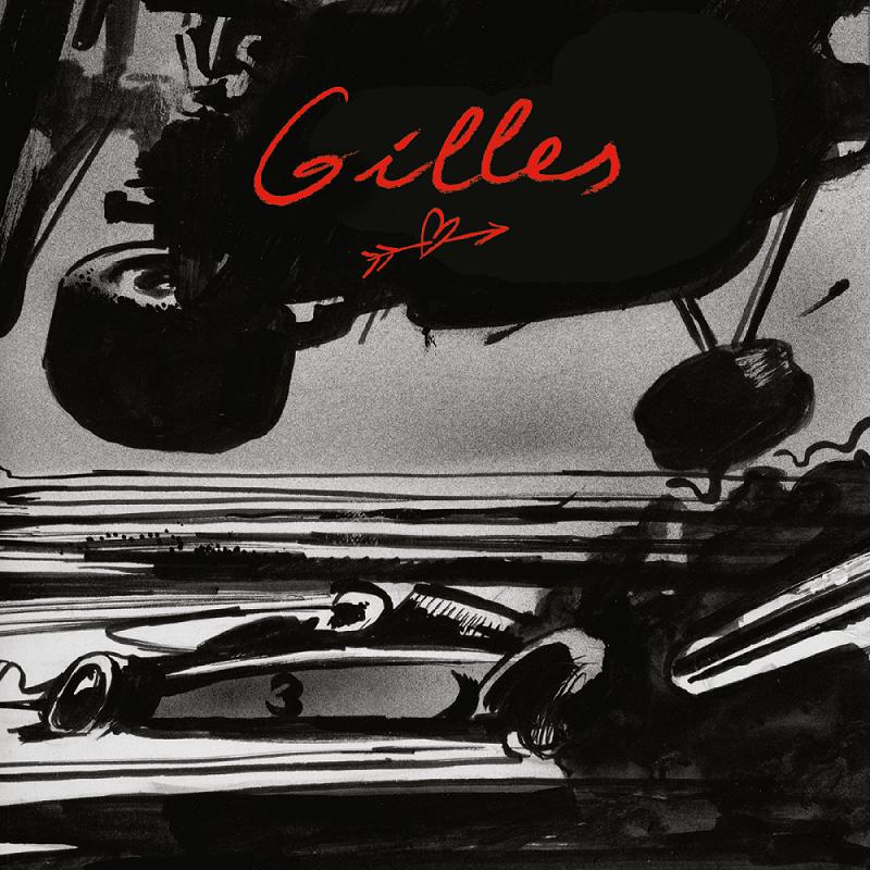 La copertina di 'Gilles' - Illustrazione di Maurizio Lacavalla