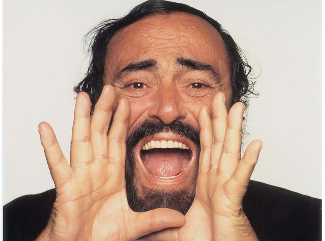 Pavarotti ascolto musica cervello