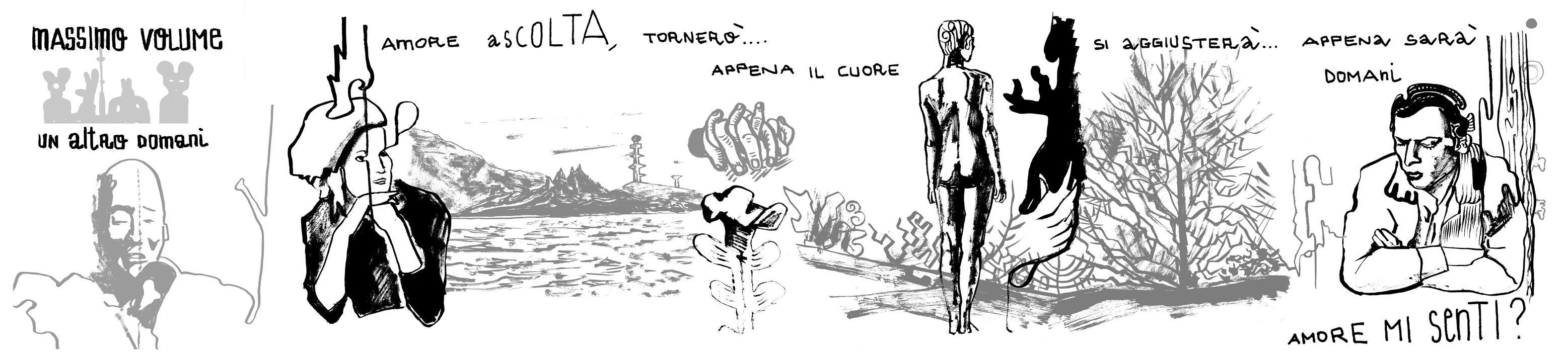 Massimo Volume - Un Altro Domani (Alberto Valgimigli)