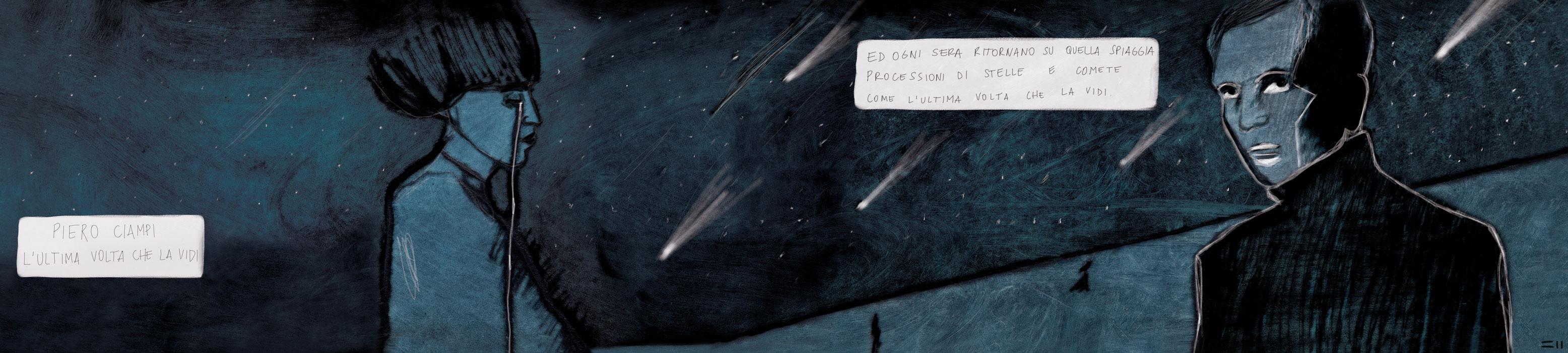 Piero Ciampi - L'Ultima Volta Che La Vidi (Francesca Nicolosi)