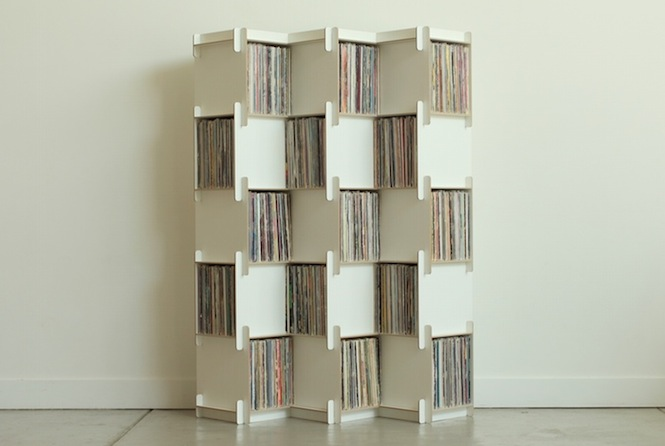 i nuovi scaffali componibili per vinili che faranno felici molti ... - Mobili Per Vinili Ikea