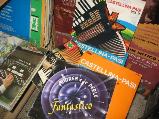 dischi-VINILE-LP-FOLK-LISCIO-ROMAGNOLO--Afragola-l146684