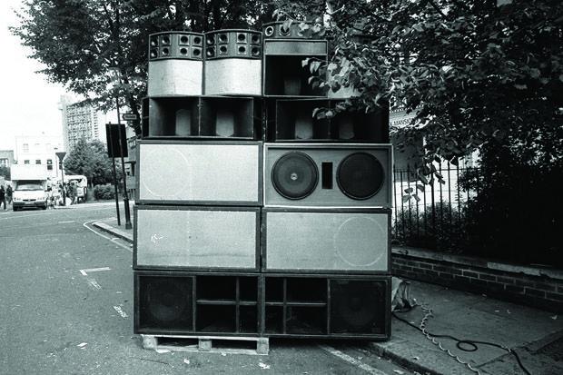 Notting Hill Carnival soundsystem, Londra