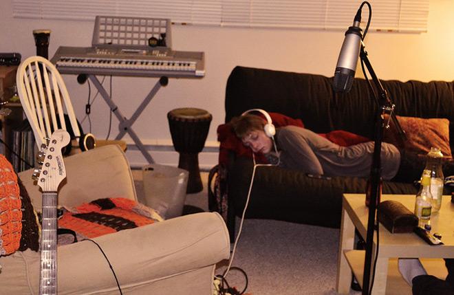 musicista stanco