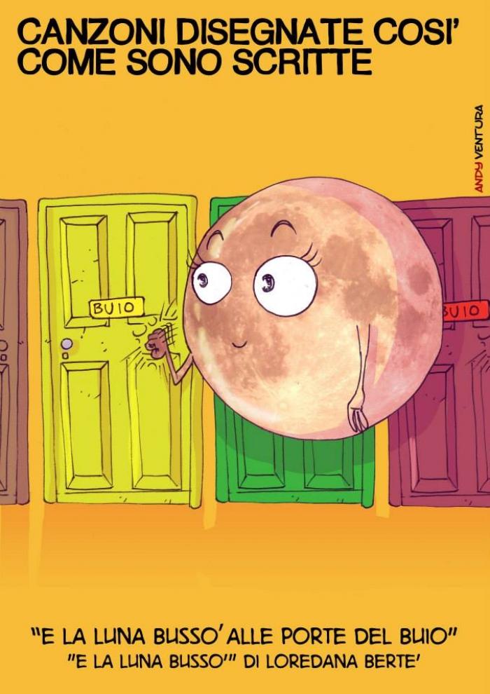 """E la luna bussò"" - Loredana Bertè"