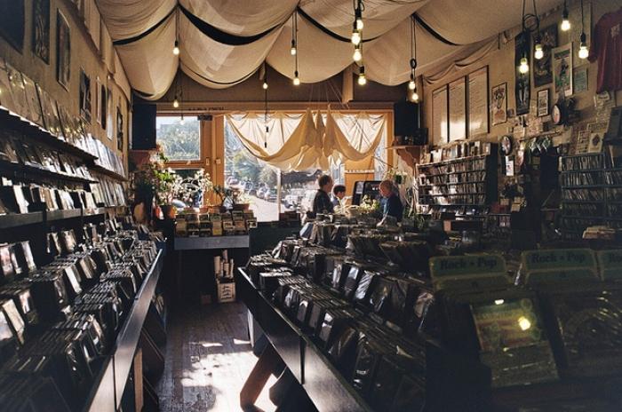 Acquarius Records - San Francisco, California