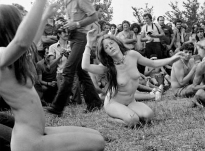 ragazze nel nudo