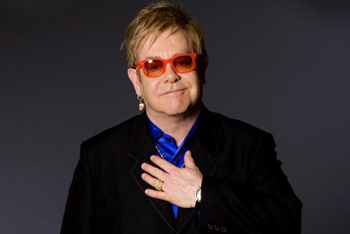 #31 Elton John (68 anni)