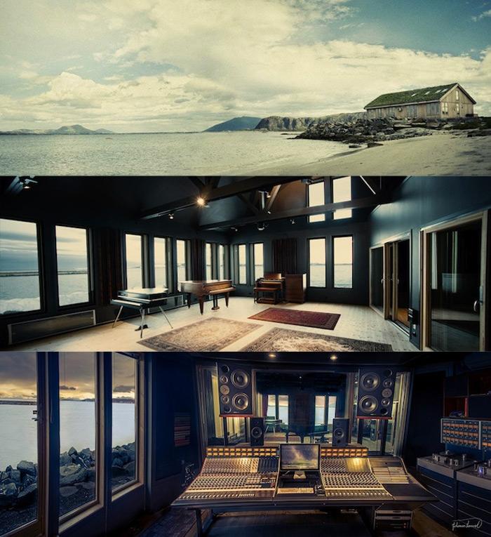 Ocean Sound Recording – Giske, Norvegia