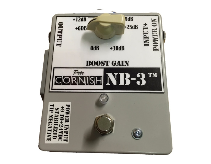 Pete Cornish NB-3