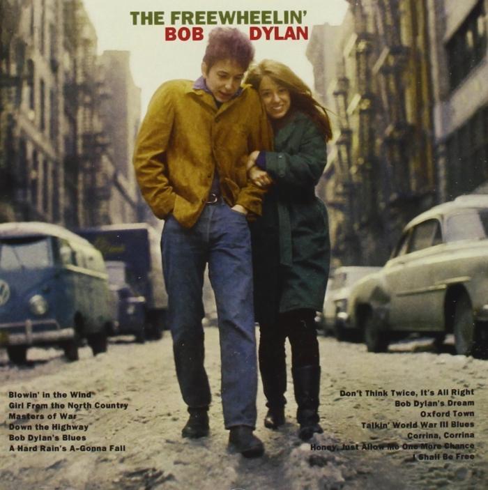 "Bob Dylan - ""The Freewheelin""'"