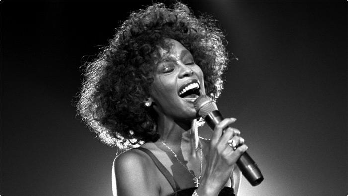 19. Whitney Houston - 57 milioni di copie