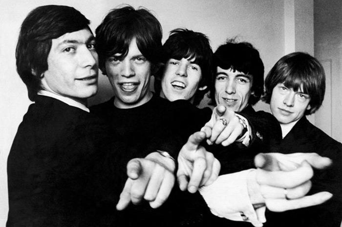 13. The Rolling Stones - 66.5 milioni di copie