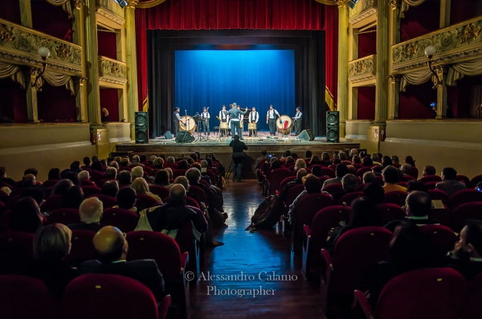 Pastellesse Sound Group in concerto