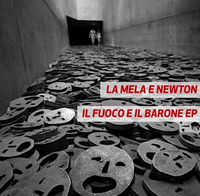 Cover Il Fuoco e il Barone EP