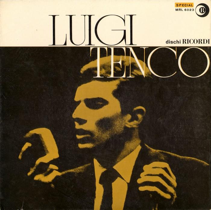 LUIGI TENCO - s/t (1962)