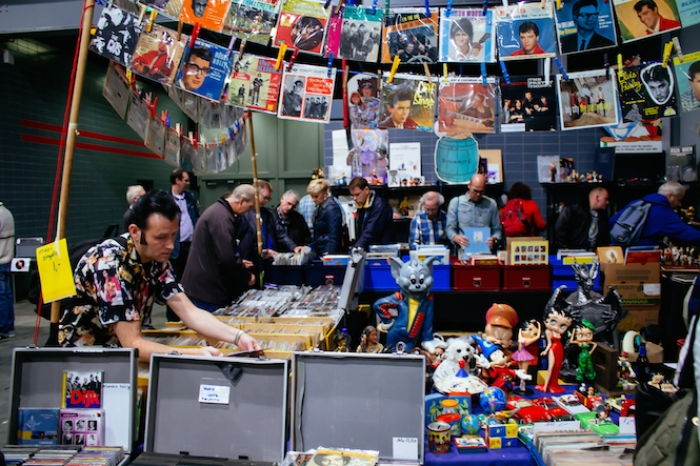 Mega Record & CD Fair 2015