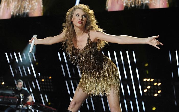 #17. Taylor Swift