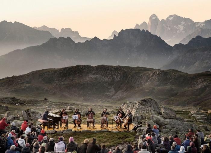 Le Dolomiti in Trentino