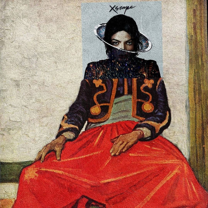 """Xscape"" di Michael Jackson + ""The Zouave"" di Vincent Van Gogh"