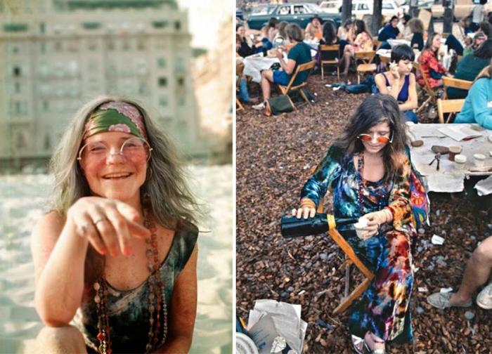 Le donne di Woodstock nel \u002769