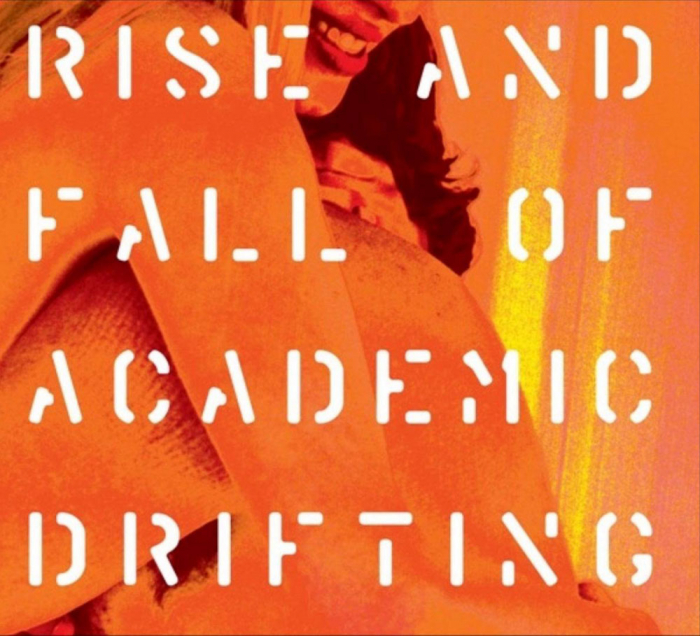"Giardini di Mirò - ""Rise and fall of academic drifting"" (2001)"