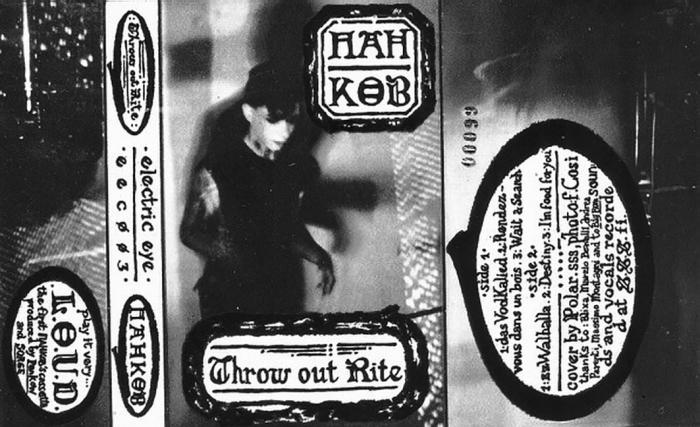 Pankow - Throw Out Rite